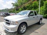2014 Bright Silver Metallic Ram 1500 Express Quad Cab 4x4 #94639278