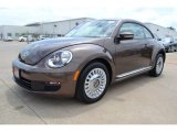 2014 Toffee Brown Metallic Volkswagen Beetle 1.8T #94639265