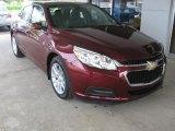 2015 Butte Red Metallic Chevrolet Malibu LT #94679315