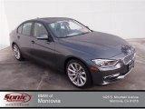 2013 Mineral Grey Metallic BMW 3 Series 335i xDrive Sedan #94679215