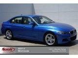 2014 Estoril Blue BMW 3 Series 328i Sedan #94679207