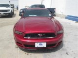 2014 Ruby Red Ford Mustang V6 Coupe #94696378