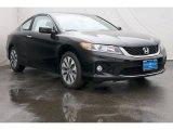 2014 Crystal Black Pearl Honda Accord EX Coupe #94696397