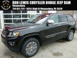 2014 Brilliant Black Crystal Pearl Jeep Grand Cherokee Limited 4x4 #94696414
