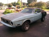 1973 Ford Mustang Hardtop Grande Data, Info and Specs