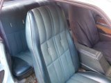 1973 Ford Mustang Hardtop Grande Blue Interior