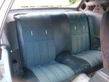 1973 Ford Mustang Hardtop Grande Rear Seat