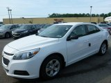 2015 Summit White Chevrolet Malibu LS #94701496