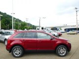 2014 Ruby Red Ford Edge Limited AWD #94701395