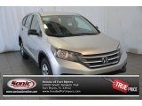 2014 Alabaster Silver Metallic Honda CR-V LX #94701345