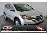 2014 Alabaster Silver Metallic Honda CR-V EX #94701343