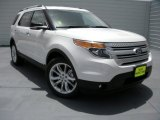 2014 White Platinum Ford Explorer XLT #94701533