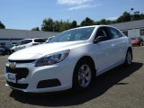 2015 Summit White Chevrolet Malibu LS #94729658