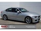 2014 Glacier Silver Metallic BMW 3 Series 328d Sedan #94729742