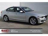 2014 Glacier Silver Metallic BMW 3 Series 328i Sedan #94729739