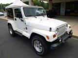 1999 Jeep Wrangler Stone White