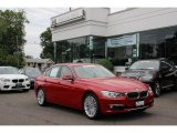 2014 Melbourne Red Metallic BMW 3 Series 328i Sedan #94729566