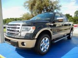 2014 Tuxedo Black Ford F150 King Ranch SuperCrew 4x4 #94729634