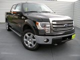 2014 Tuxedo Black Ford F150 King Ranch SuperCrew 4x4 #94729716