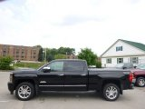 2014 Black Chevrolet Silverado 1500 High Country Crew Cab 4x4 #94730032