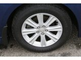Subaru Legacy 2011 Wheels and Tires