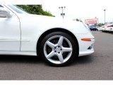 Mercedes-Benz E 2009 Wheels and Tires