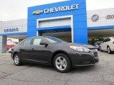 2015 Ashen Gray Metallic Chevrolet Malibu LS #94729769