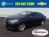 2015 Black Granite Metallic Chevrolet Malibu LS #94729866