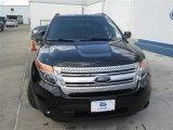 2014 Tuxedo Black Ford Explorer XLT #94729578