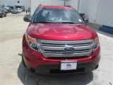2014 Ruby Red Ford Explorer FWD #94729575