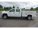 2014 Chevrolet Silverado 2500HD WT Crew Cab Utlity Truck Data, Info and Specs