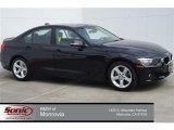 2014 Jet Black BMW 3 Series 328i Sedan #94772985