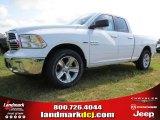 2014 Bright White Ram 1500 SLT Quad Cab #94772906