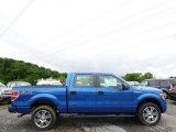 2014 Blue Flame Ford F150 STX SuperCrew 4x4 #94772774