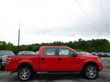 2014 Race Red Ford F150 STX SuperCrew 4x4 #94772773