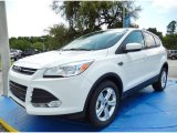 2014 Oxford White Ford Escape SE 1.6L EcoBoost #94772841