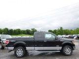 2014 Tuxedo Black Ford F150 XLT SuperCab 4x4 #94772770