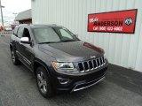 2014 Granite Crystal Metallic Jeep Grand Cherokee Limited 4x4 #94773186