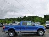 2014 Blue Flame Ford F150 XLT SuperCab 4x4 #94772769