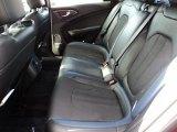 2015 Chrysler 200 S Rear Seat