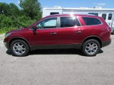 2009 Red Jewel Tintcoat Buick Enclave CXL #94773159