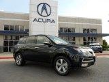 2011 Crystal Black Pearl Acura MDX  #94772735