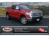 2014 Radiant Red Toyota Tundra Limited Crewmax 4x4 #94772663
