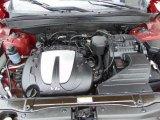 2012 Hyundai Santa Fe Engines