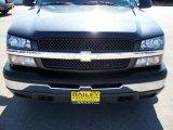 2003 Dark Gray Metallic Chevrolet Silverado 1500 LS Extended Cab #9467201