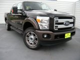 2015 Tuxedo Black Ford F250 Super Duty King Ranch Crew Cab 4x4 #94807334