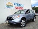 2010 Glacier Blue Metallic Honda CR-V LX AWD #94807704