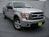 2014 Ingot Silver Ford F150 XLT SuperCrew #94807328
