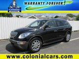 2011 Carbon Black Metallic Buick Enclave CXL AWD #94807657