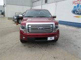 2014 Ruby Red Ford F150 Platinum SuperCrew #94807087